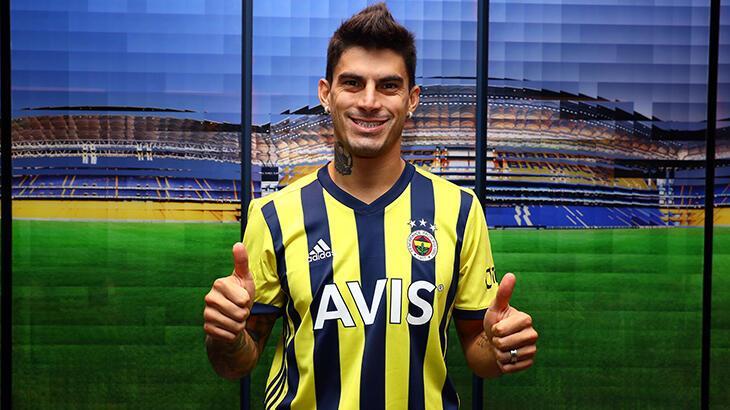Fenerbahçe'nin 3. Arjantinlisi Diego Perotti