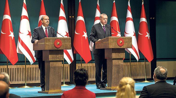 Erdoğan ve Tatar birlikte açıkladı: Kapalı Maraş yarın açılıyor
