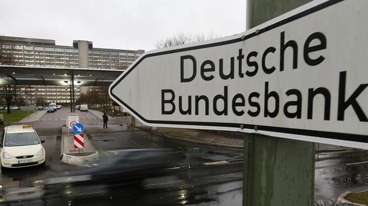 Bundesbank'ın bakiyesi eylülde 59 milyar euro arttı