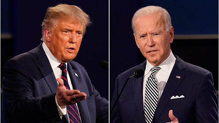 Trump'tan şok karar! Biden'la ikinci tartışmaya çıkmayacak