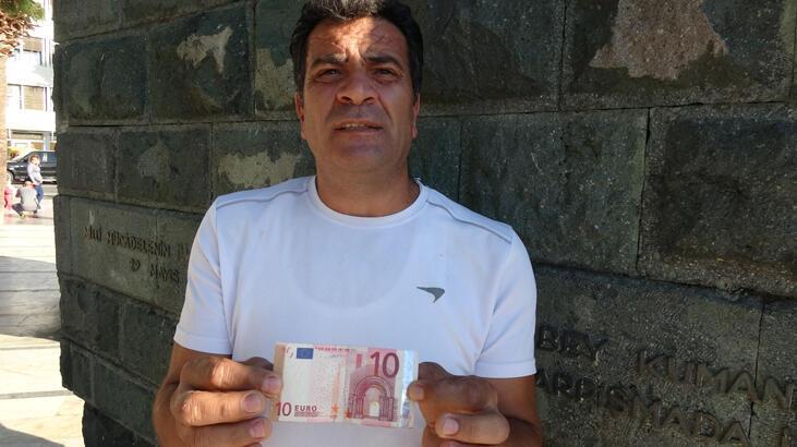 'Hatalı basım' 10 euro için alıcı arıyor