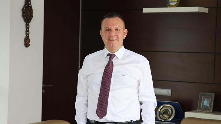 Denizlispor Başkanı Çetin: Takımımız layık olduğu yere gelecek