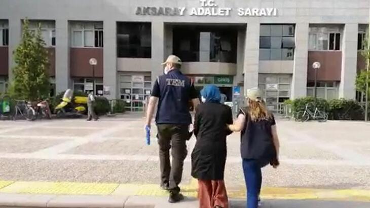 FETÖ üyesi kadın tutuklandı!