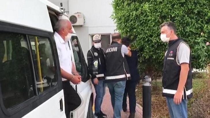 Muğla'da ihaleye fesat karıştıran 6 kişi gözaltına alındı!
