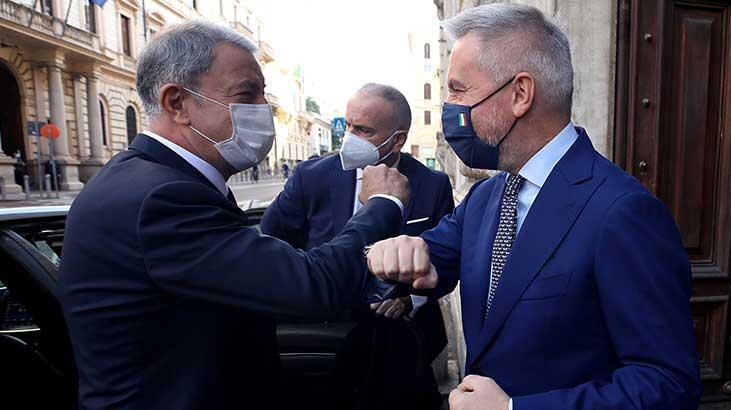 Son dakika... Türkiye-İtalya arasında önemli görüşme