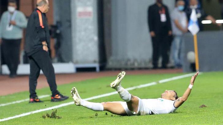 Son dakika | Yusuf Erdoğan'dan gol sevinci açıklaması! Galatasaray...