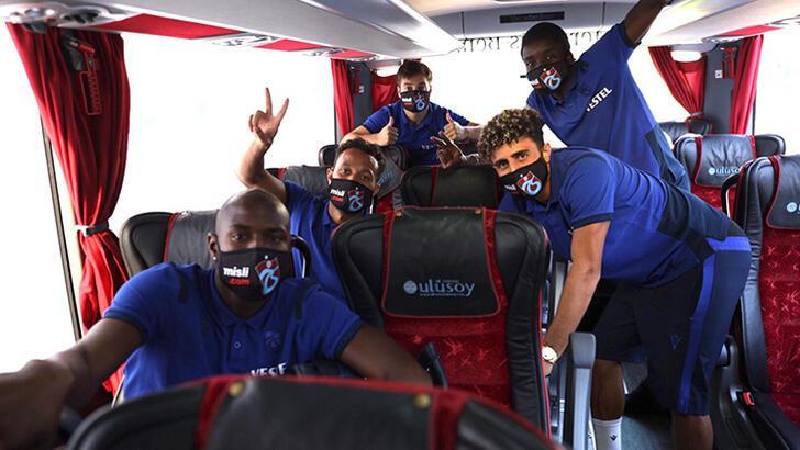Trabzonspor, Erzurumspor maçına hazır!