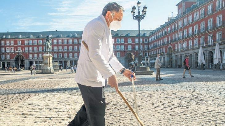 Madrid'de OHAL ilanı