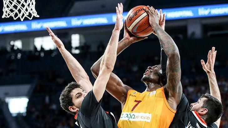 Basketbolda Galatasaray - Beşiktaş derbisi!