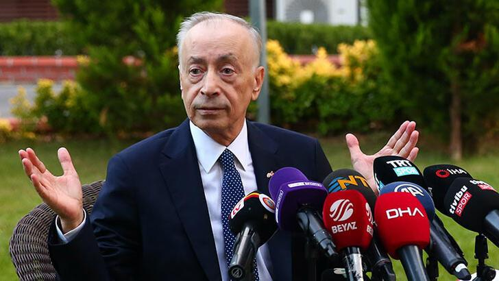 Galatasaray'da başkan Mustafa Cengiz 'seçim' dedi!