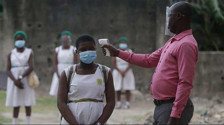 Güney Afrika Cumhuriyeti'nde korkutan koronavirüs artışı