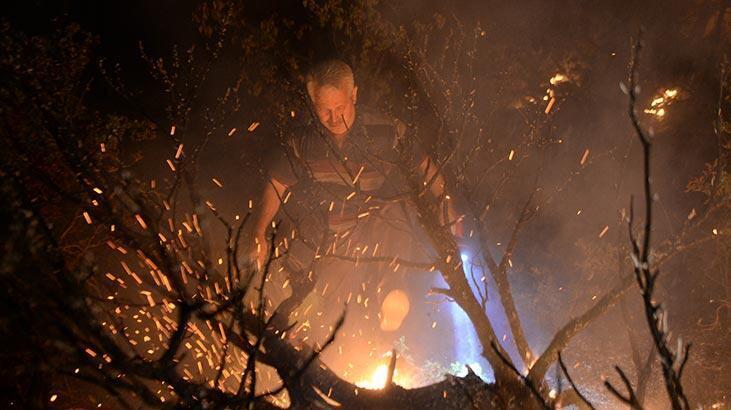 Kahramanmaraş'ta korkutan yangın! Birçok ilden ekip geldi