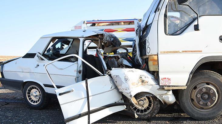 Şanlıurfa'da feci kaza! 3 ölü