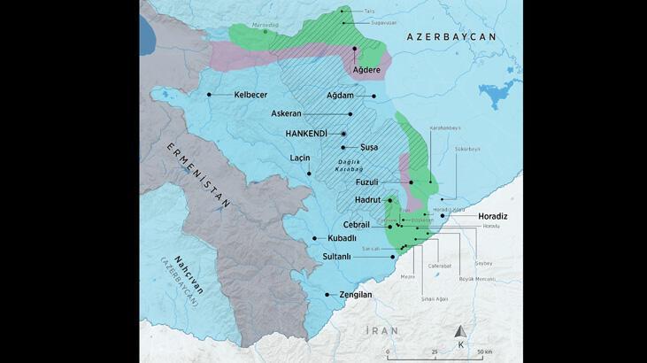 Ermenistan ateşkesi ihlal etti