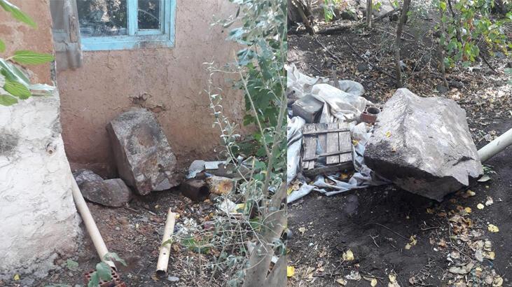Eskişehir'de toprak kayması! Evler tahliye edildi