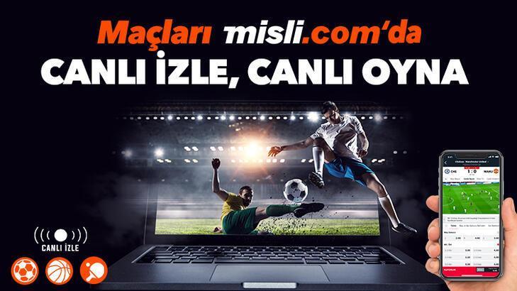 Misli.com'da canlı iddaa ve canlı izleme keyfi 2.ve 3.Lig maçlarıyla devam ediyor