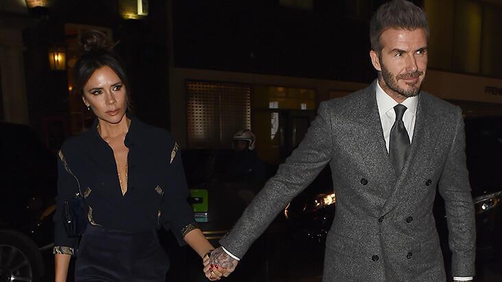 David Beckham'dan eşi Victoria'ya yasak!