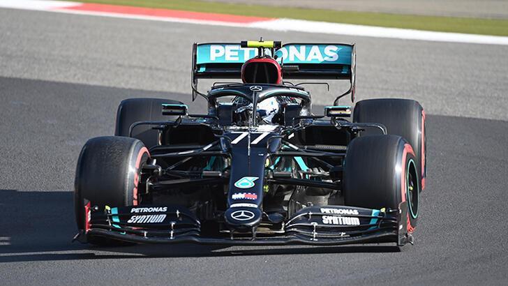 Formula 1 Almanya'da ilk cep Bottas'ın