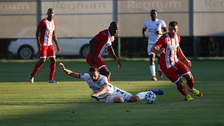 Antalyaspor - Yukatel Denizlispor: 1-1