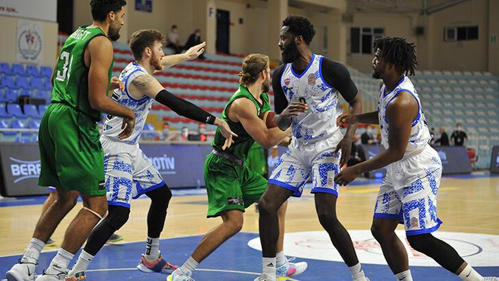 Büyükçekmece Basketbol -  Darüşşafaka Tekfen: 88-85