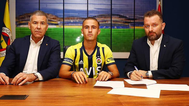 Fenerbahçede Dimitrious Pelkas sonradan çağrıldı