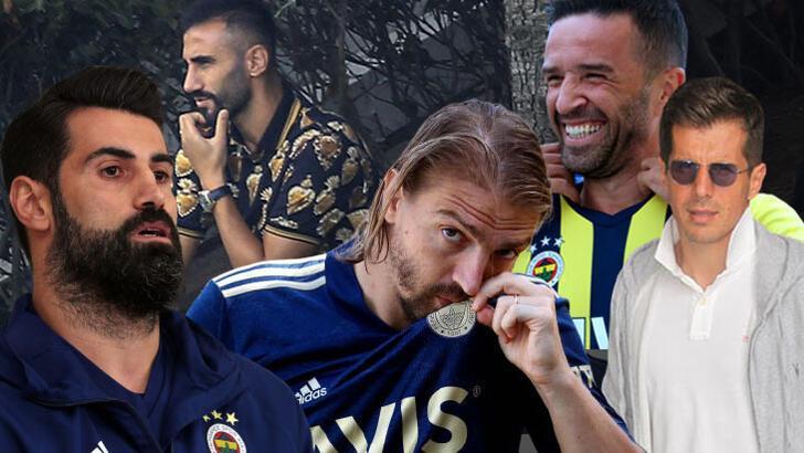 Fenerbahçe'de 'Arka beşli' yeniden buluştu! Emre Belözoğlu...