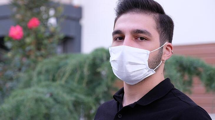Koronavirüsü yenen üniversiteli gencin kabus günleri! 'Nefesim kesiliyordu'