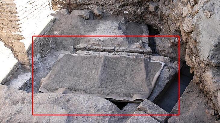 """""""Diyarbakır'ın kalbi""""nde 1800 yıllık kalorifer sistemi bulundu"""