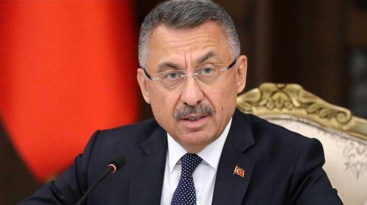 Cumhurbaşkanı Yardımcısı Oktay'dan Hatay için geçmiş olsun mesajı