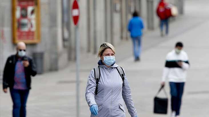 Rusya'da günlük koronavirüs vaka rekoru: 13 bin 634!