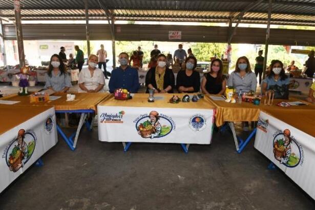 Yenişehir'in tüm renkleri kadın üreticiler için bir arada