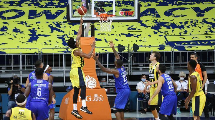 Fenerbahçe Beko: 113 - Lokman Hekim Fethiye Belediyespor: 74
