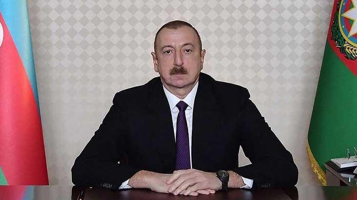Aliyev: Azerbaycan, tüm bunlara gereken yanıtı verecek