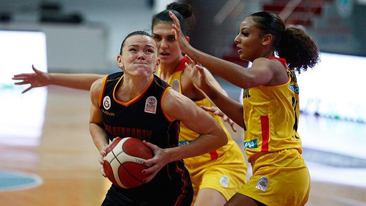 Bellona Kayseri Basketbol - Galatasaray: 74-79