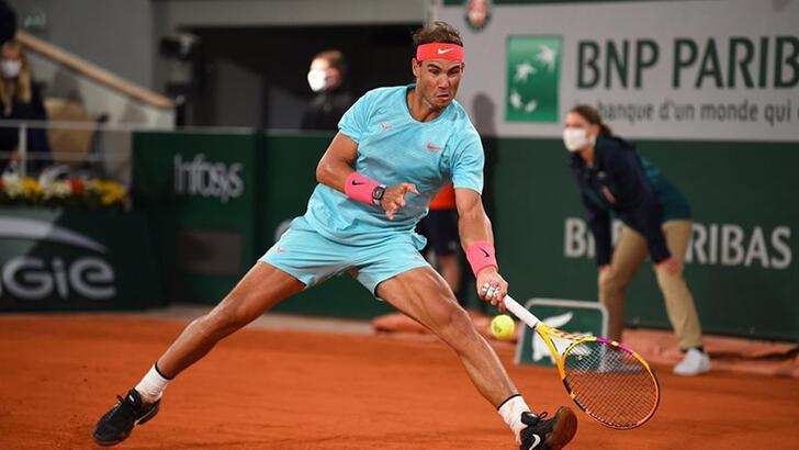 Fransa Açık'ta Rafael Nadal 13. kez şampiyon!