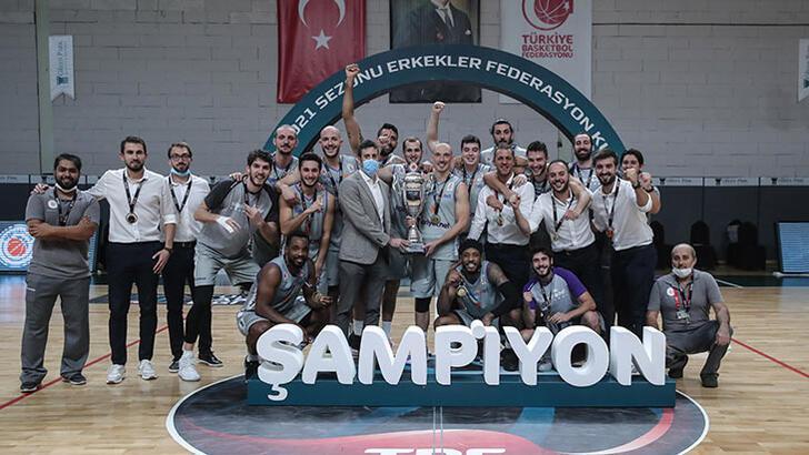 Federasyon Kupası'nda şampiyon Sigortam.Net