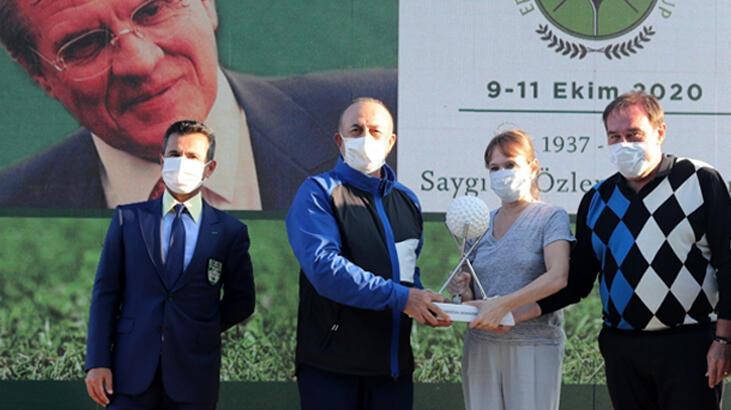Erdoğan Demirören Golf Turnuvası'nın 3'üncüsü tamamlandı