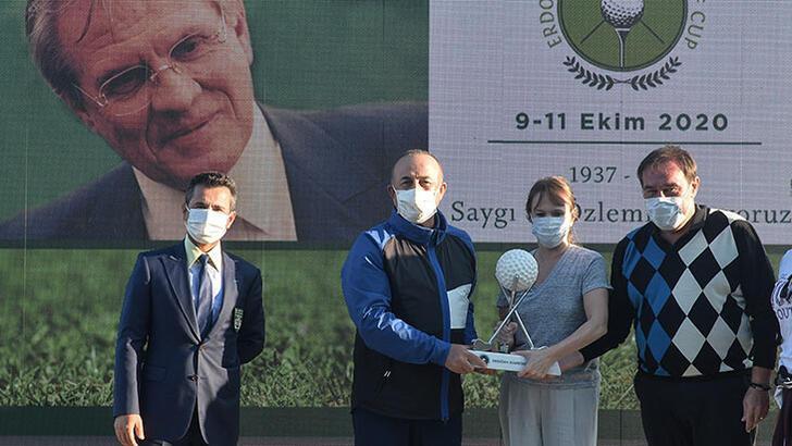 Demirören Kupası'nın kazananı Çavuşoğlu