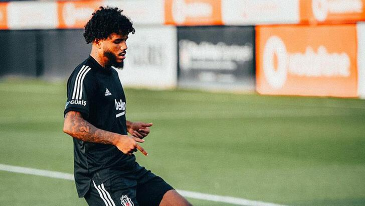 Beşiktaş'ta Rosier ilk kez sahada!