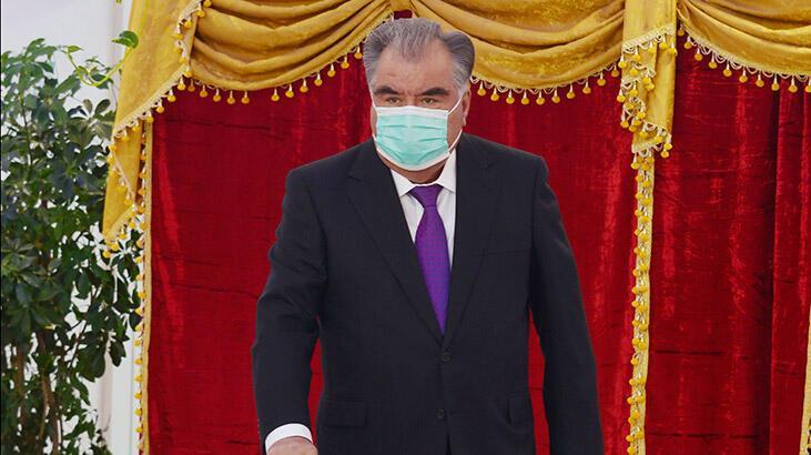 Tacikistan'da Rahman yaklaşık yüzde 91 oyla 5'inci kez cumhurbaşkanı seçildi
