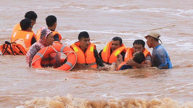 Vietnam'daki sellerde ölü sayısı 20'ye çıktı