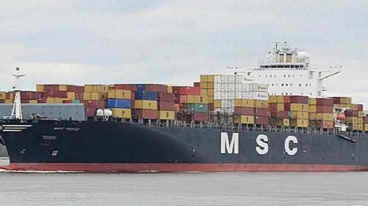 BAE'den gönderilen ilk kargo gemisi İsrail'e ulaştı