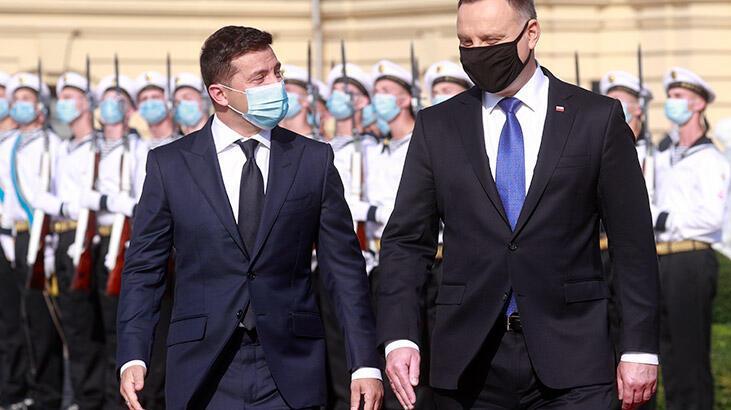 Polonya ve Ukrayna'dan Rusya'ya Kırım'ın ilhakını sona erdirme çağrısı