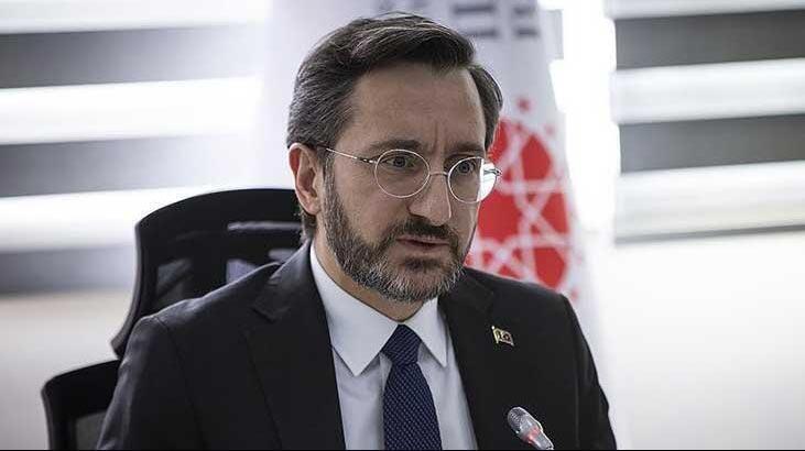 İletişim Başkanı Altun'dan Oruç Reis açıklaması