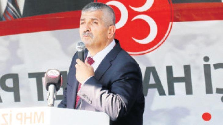 MHP İzmir, yeniden 'Veysel Şahin' dedi