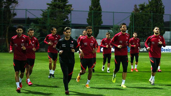 A Milli Futbol Takımı'nda Sırbistan hazırlığı!
