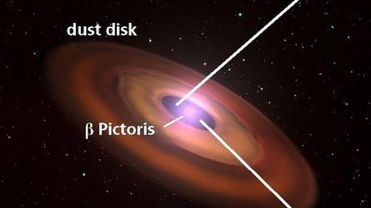 Fotoğraflar paylaşıldı! Dünya'dan 63 ışık yılı uzakta
