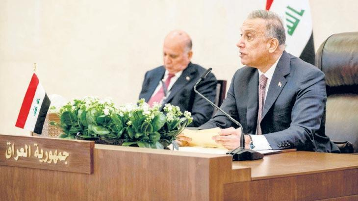 Irak Başbakanı Kazımi'ye davet