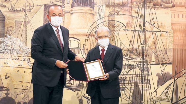 Sami Kohen'e Üstün Hizmet Ödülü! 'Eskimeyen marka'