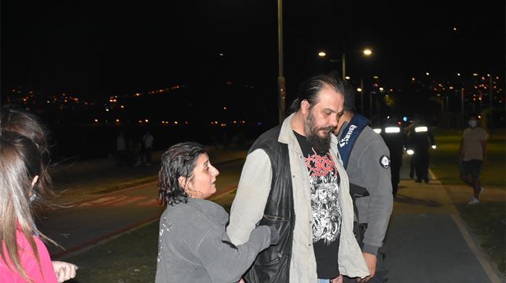 İzmir'de hareketli gece! Boğulma tehlikesi geçirdi